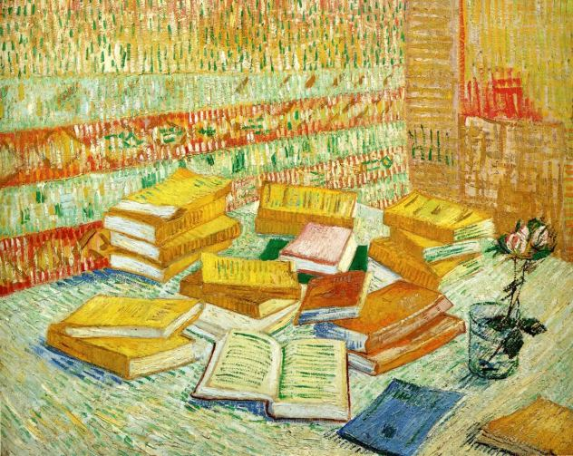van gogh-french-novels