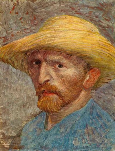 Vincent Van Gogh - Self-Portrait - Tutt'Art@ (13)