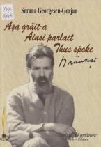 Asa grait-a Brancusi_Sorana Georgescu Gorjan