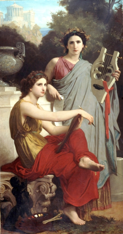 art-and-literature_William-Adolphe Bouguereau