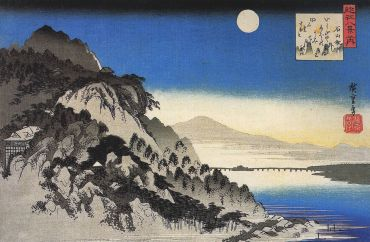 1280px-Hiroshige_Full_moon_over_a_mountain_landscape