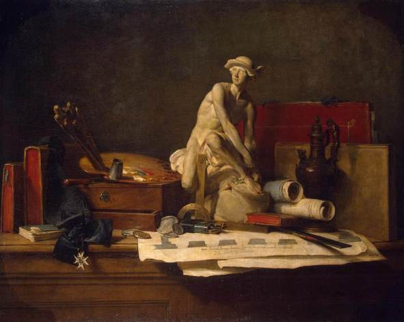 Chardin,_Jean-Baptiste_Siméon_-_Still_Life_with_Attributes_of_the_Arts_-_1766