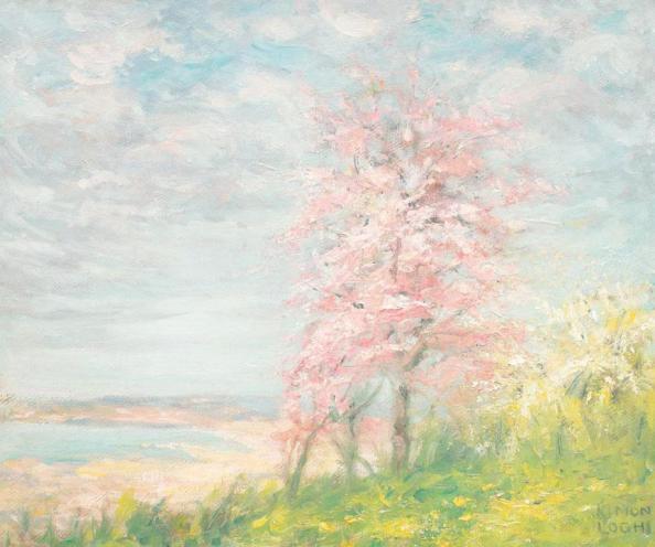 Kimon Loghi – Copac înflorit