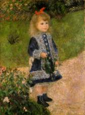 The Child and the Watering Can_Renoir