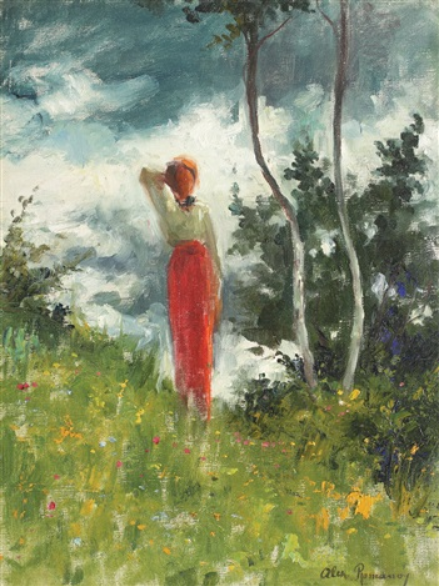 Alexandru Romano_Gone with the wind