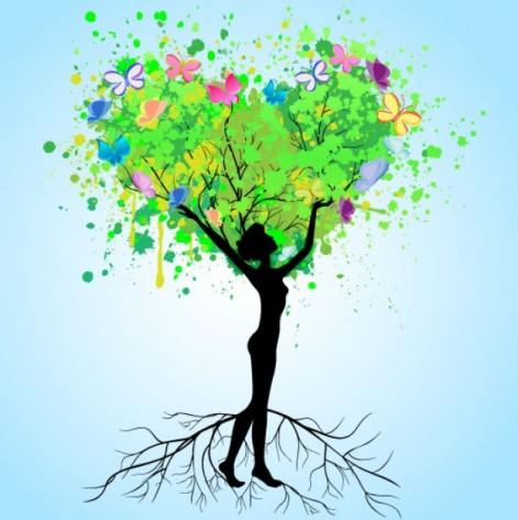 green-heart-tree-vector