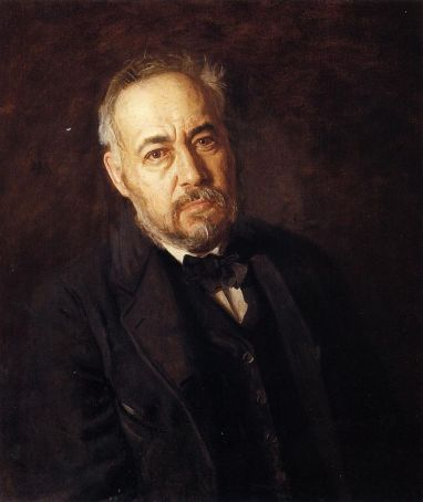 Thomas Eakins_self-portrait