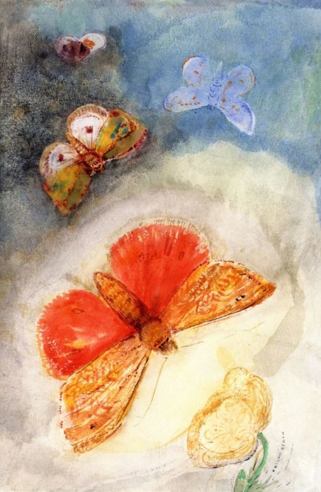 the-athenaeum-butterflies-and-flowers_odion-redon