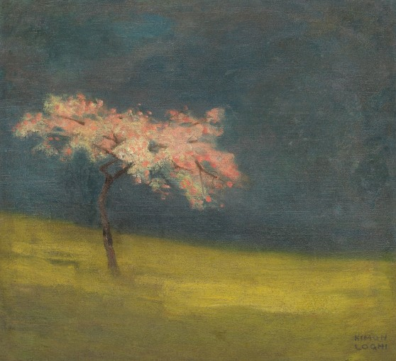 kimon-loghi-copacul-inflorit