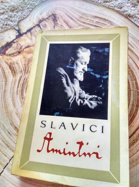 Slavici_Amintiri